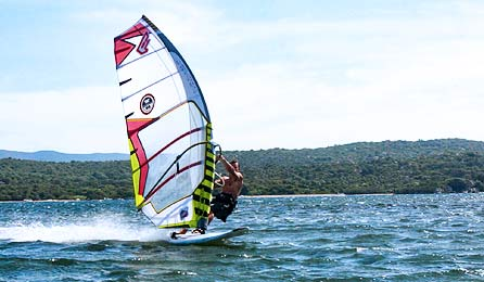 stage windsurf corse