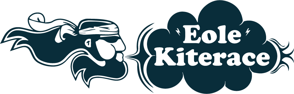 logo eole kite race par Arnone