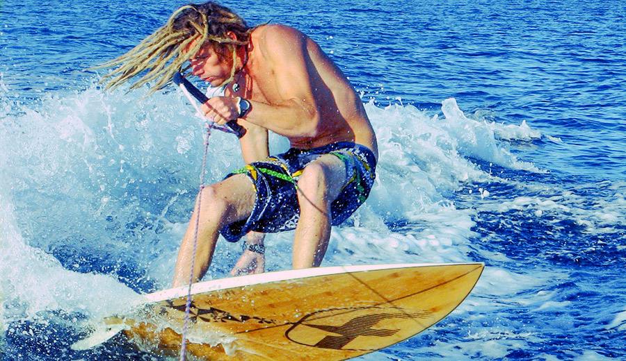 surf en corse du sud