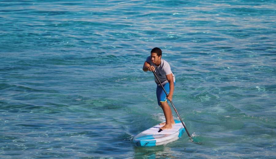 rando surf paddle